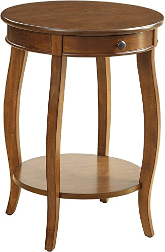 Acme Furniture AC-82814 end-Tables, One Size, Cherry