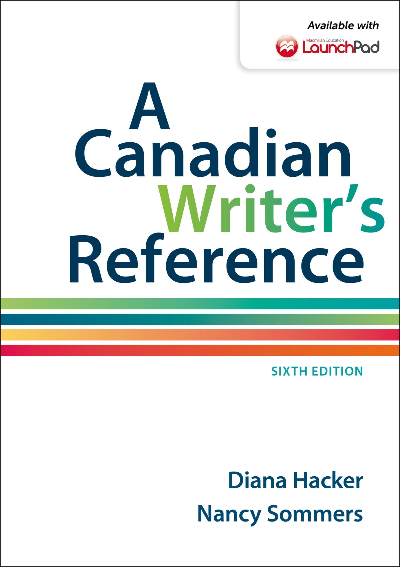 A Canadian Writer's Reference Spiral-bound – Jun 26 2015