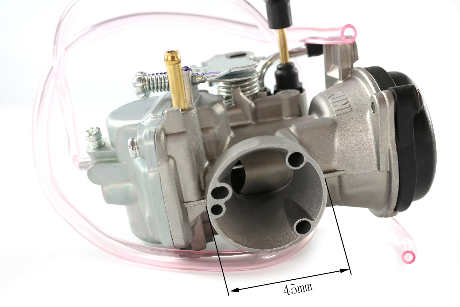 26mm Intake Carburetor Carb EN125 Engine 125CC 45mm Air Filter Third Generation
