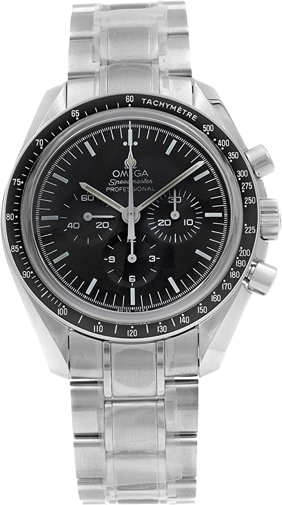 Omega 311.30.42.30.01.005 Speedmaster Moonwatch Montre Professionnelle pour Homme 42 mm