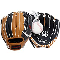 PHINIX Tee Ball Glove with Foam Baseball