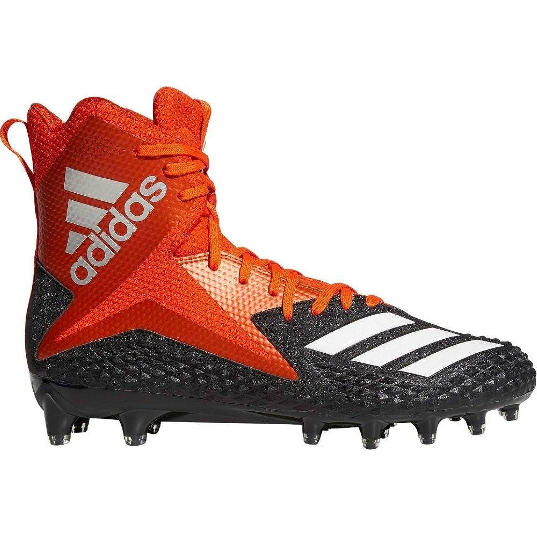 (アディダス) adidas メンズ アメリカンフットボール シューズ靴 Freak X Carbon High Football Cleats [並行輸入品] B07C7V994W 10.0-Medium