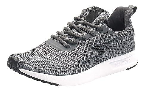 af7342de69ff1d SelfieGo Herren Laufschuhe Atmungsaktiv Sportschuhe Turnschuhe Trainers  Running Fitness Sneakers (Beinhaltet EIN Paar zusätzliche Einlegesohlen