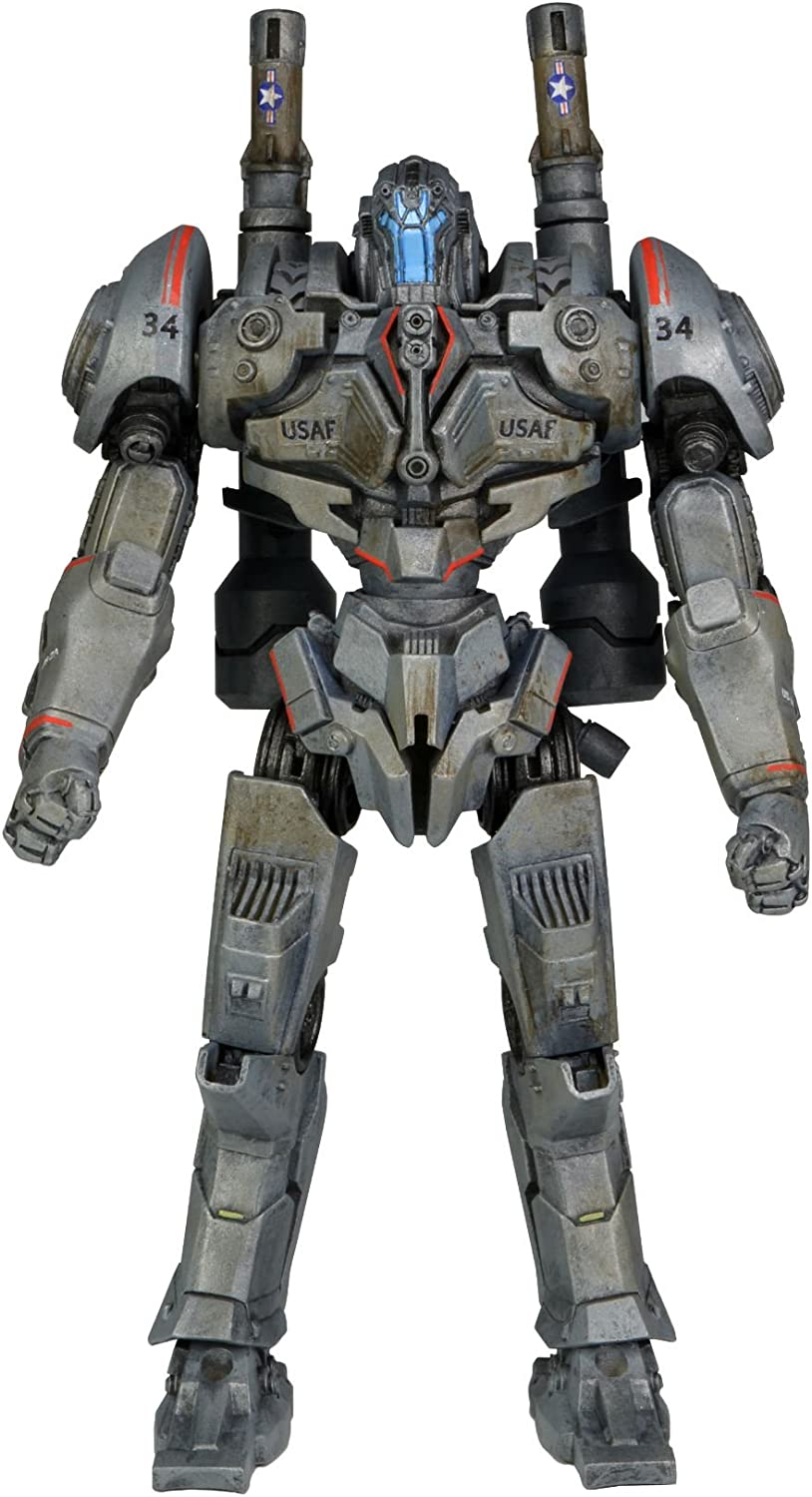 "7/"" inch Scale Pacific Rim Jaeger Action Figure Toy Gift Set New Box Package"