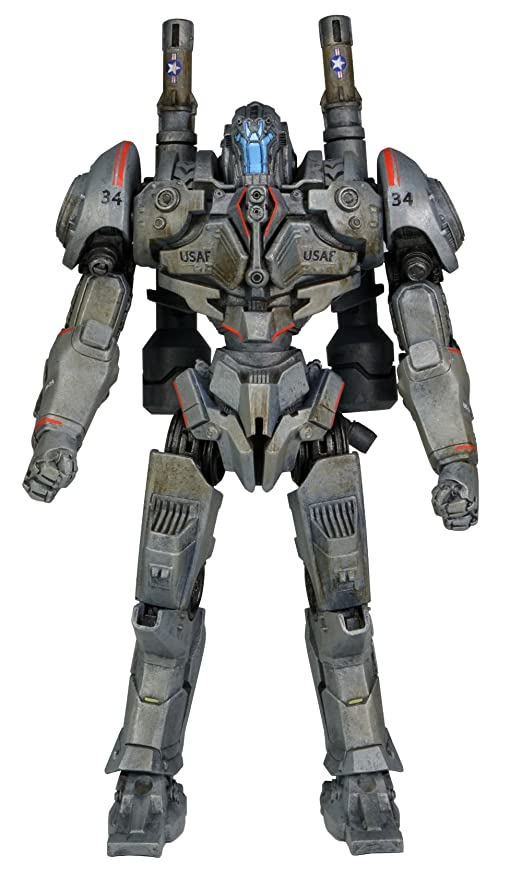 amazon com neca pacific rim series 3 coyote tango jaeger action