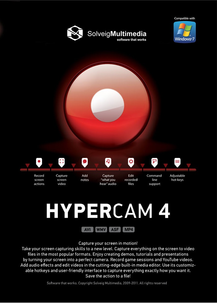 HyperCam 4 Home Edition [Download] by Solveig Multimedia