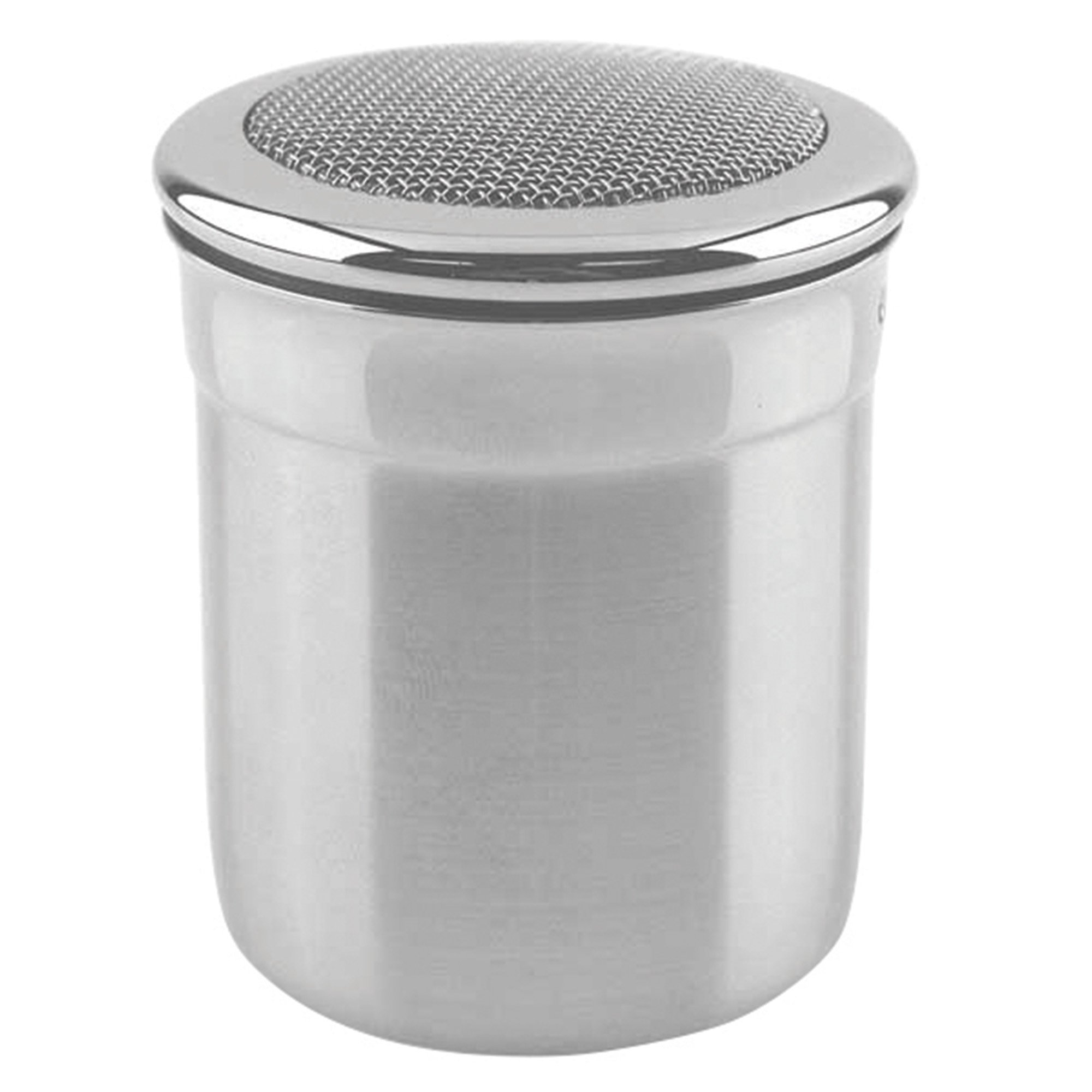 Fox Run 1031 Mesh Top Shaker, Stainless Steel, 2.5-Inch