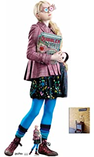 picture relating to Luna Lovegood Glasses Printable identified as : Harry Potter Luna Lovegood Spectrespecs Gown