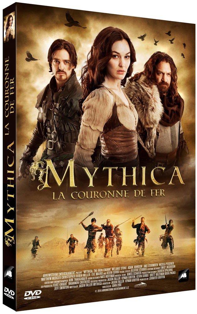 mythica 4 la couronne de fer