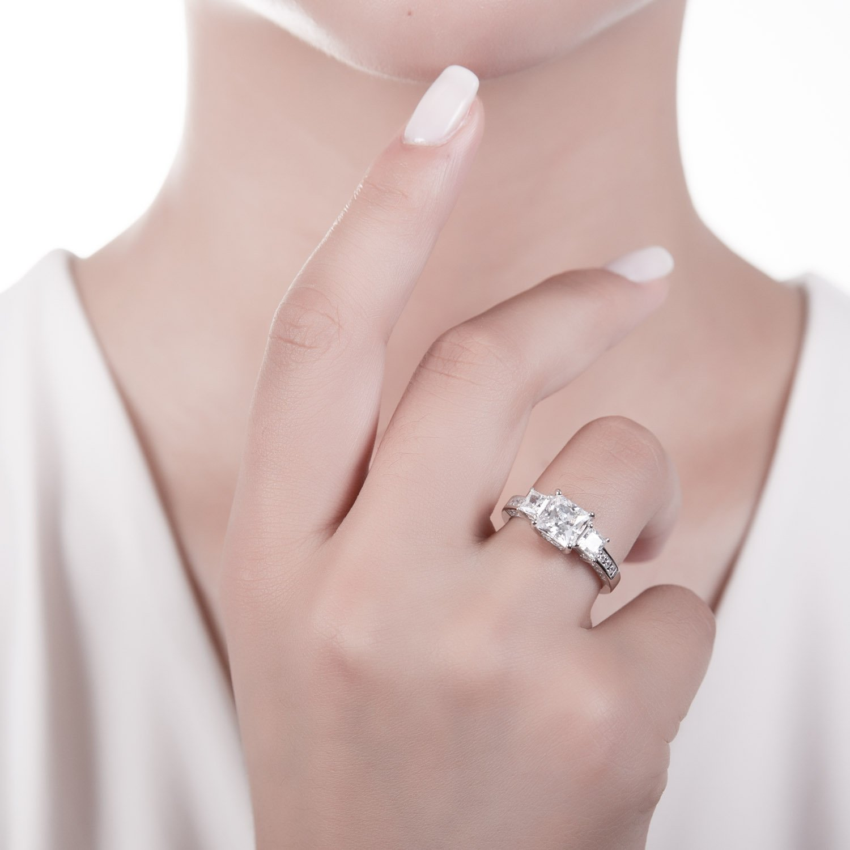 Unique Wedding Ring X Ray | Wedding