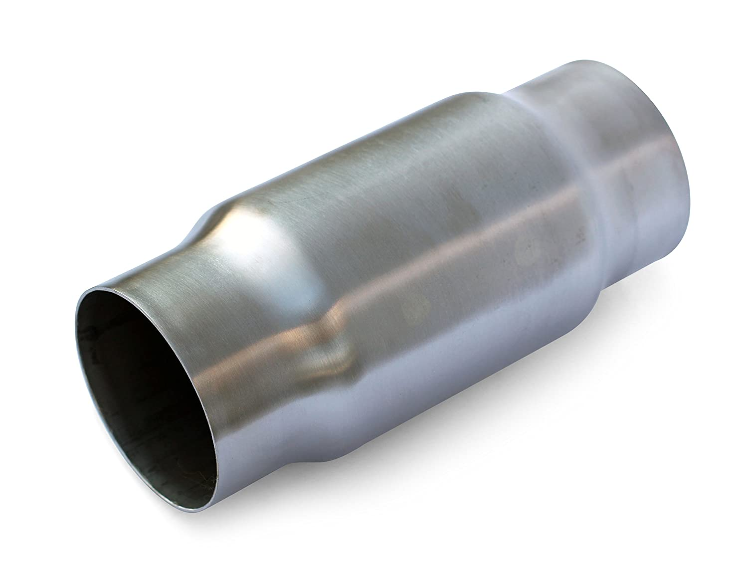 Yonaka 3' ID Ultra High Flow Metal Core Race Universal Cat Catalytic Converter Yonaka Motorsports