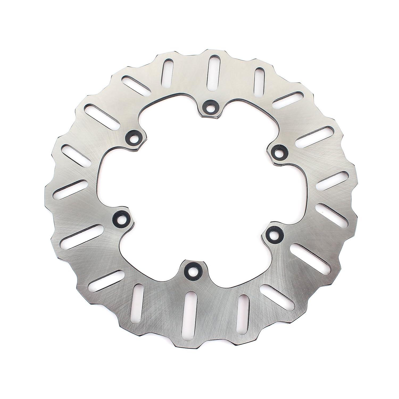 TARAZON Rotor de disco de freno trasero para Cagiva MITO 125 8P 1991-2010 Mito 500 2007 2008