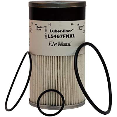 Luber-finer L5467FNXL Heavy Duty Fuel Filter: Automotive