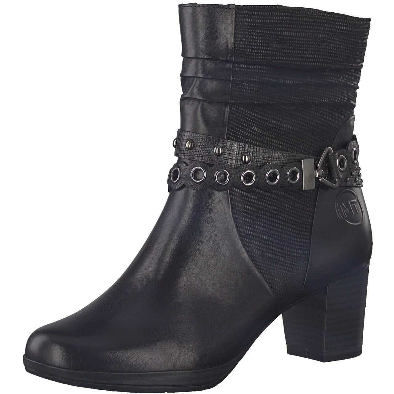 MARCO TOZZI 2-25385-21, 2-25385-21, 2-25385-21, Damen Stiefelette, schwarz, 37 EU (4 UK) da451b