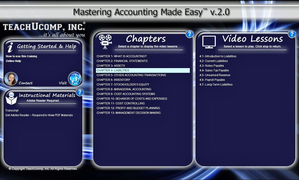 Chapter 9 Accounting
