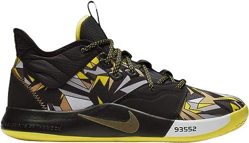 Amazon.com: Nike PG 3 - Zapatillas de baloncesto sintéticas ...