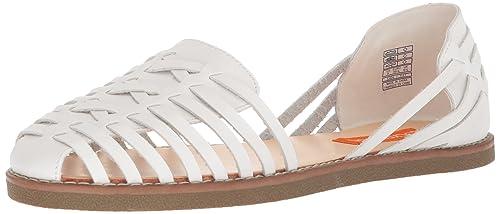 Buy Rocket Dog Women's Kelton Austin PU Slide Sandal, White ...
