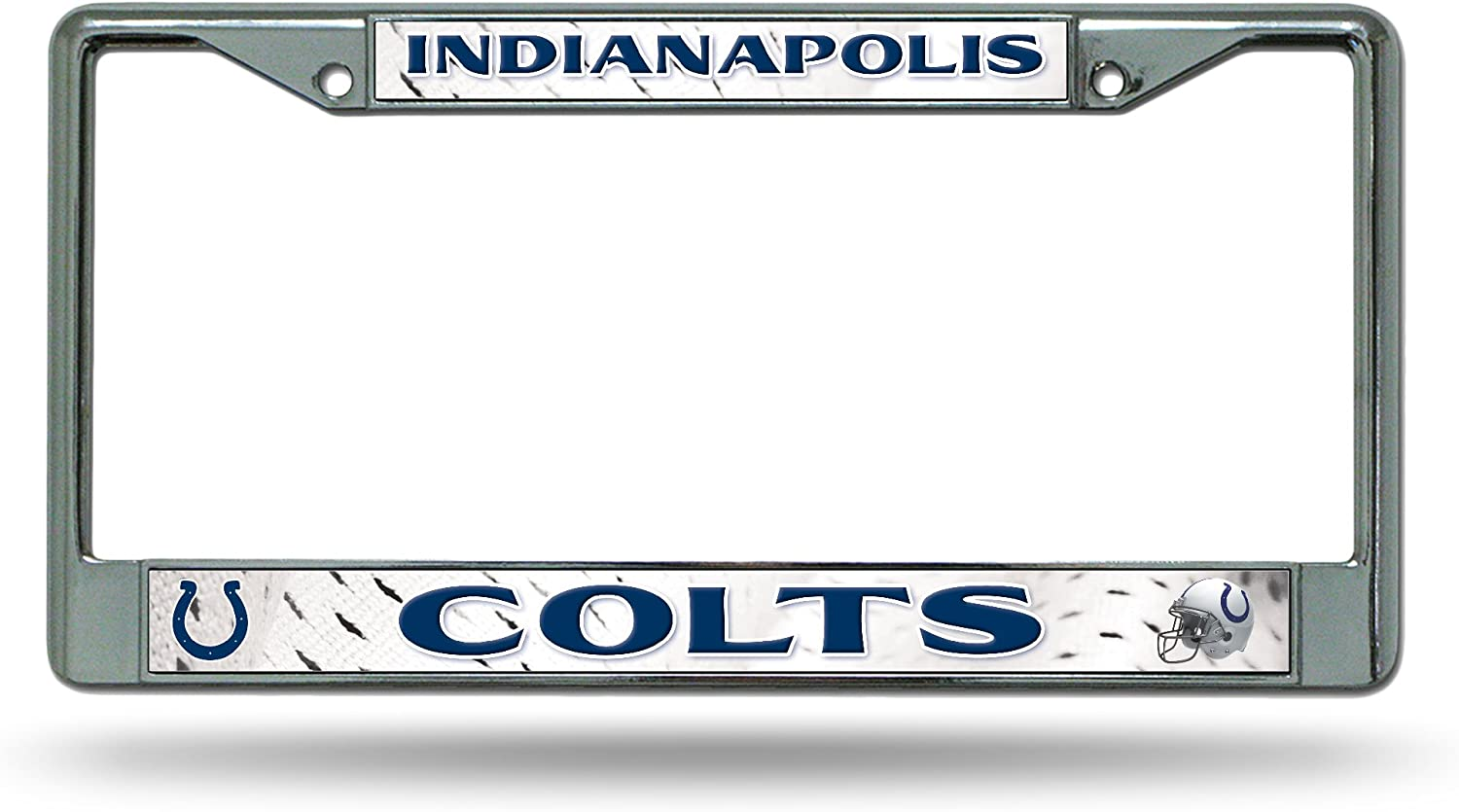NFL Indianapolis Colts Bling Emblem 6.25-inches