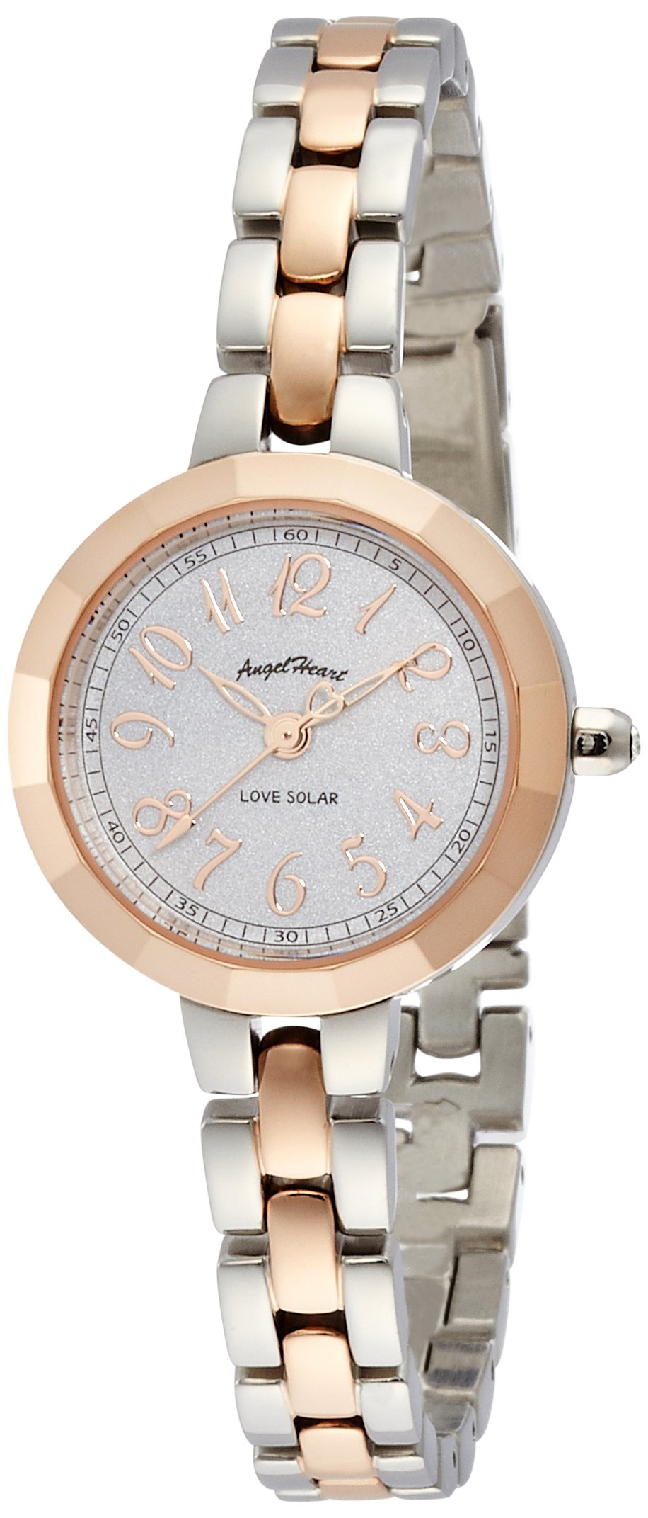 Angel Heart Watch Women's Love Solar LS25PSS