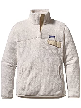 Patagonia Women's Re-Tool Snap-T Fleece Pullover at Amazon Women's ...