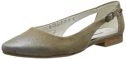 V62643g, Womens Ballet Flats Bugatti