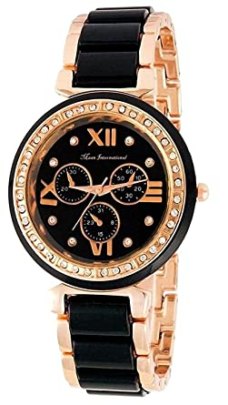 Buy Xforia Girls Watch Stylish Black Pu Analog Watches For