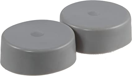 2-Pack CURT 23178 1.78-Inch Bearing Protector Dust Covers