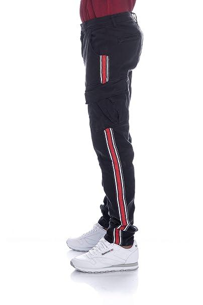 Tascone Pantaloni Uomo Imperial Imperial Neri lKFcT1J