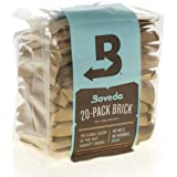 Boveda 72-Percent RH 20-Pack Humidifier/Dehumidifier Large 60gm