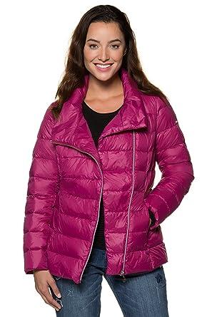 1e1303ba4a4b GINA LAURA Damen Jacke Stehkragen Taschen Rv  GINA LAURA  Amazon.de   Bekleidung