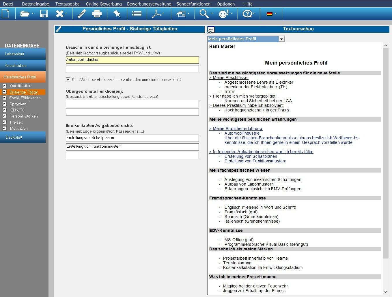 bewerbungsmaster professional 2017 erfolgreiche bewerbung schreiben  lebenslauf anschreiben profil deckblatt mailbewerbung amazonde software