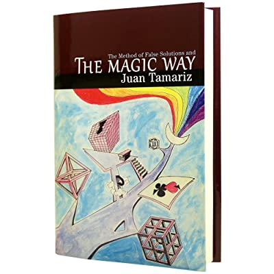 MMS The Magic Way by Juan Tamariz and Hermetic Press Book: Toys & Games