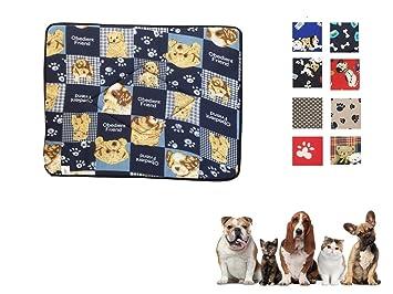 Ducomi® Tobia - Colchoneta y Cuna para Perros y Gatos con ...