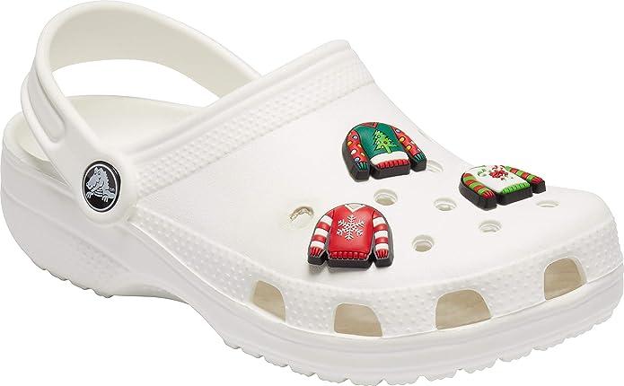 *READ Crocs Jibbitz Holiday LED Light Up Christmas Lights Charms Festive Rare