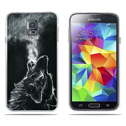 FUBAODA Funda Samsung Galaxy S5 /S5 Neo /S5 LTE + /S5 Duos ...