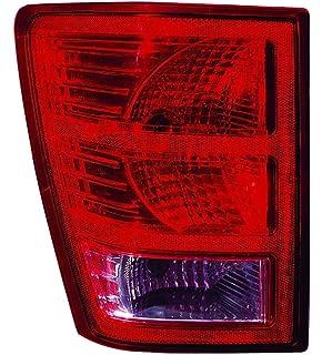 Depo 333-1630L-US Jeep Liberty Driver Side Park Lamp Unit