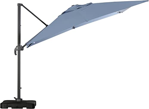 Christopher Knight Home 296121 Sardinia Outdoor 9'8-Foot Canopy Umbrella
