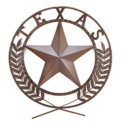 Star Of Texas >> Gifts Decor Texas Lone Star State Hanging Western Theme Wall Plaque