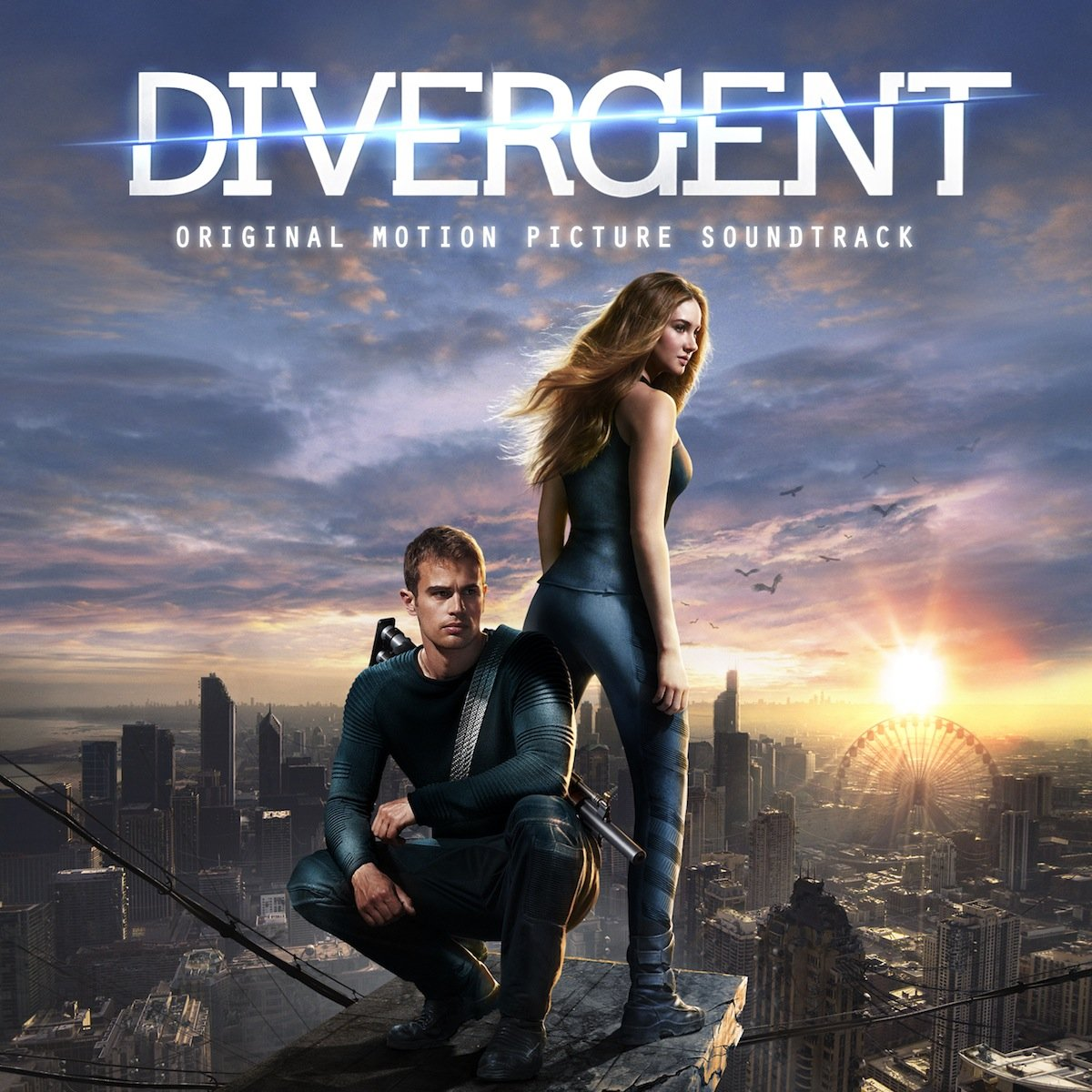 CD : Divergent (Original Soundtrack)