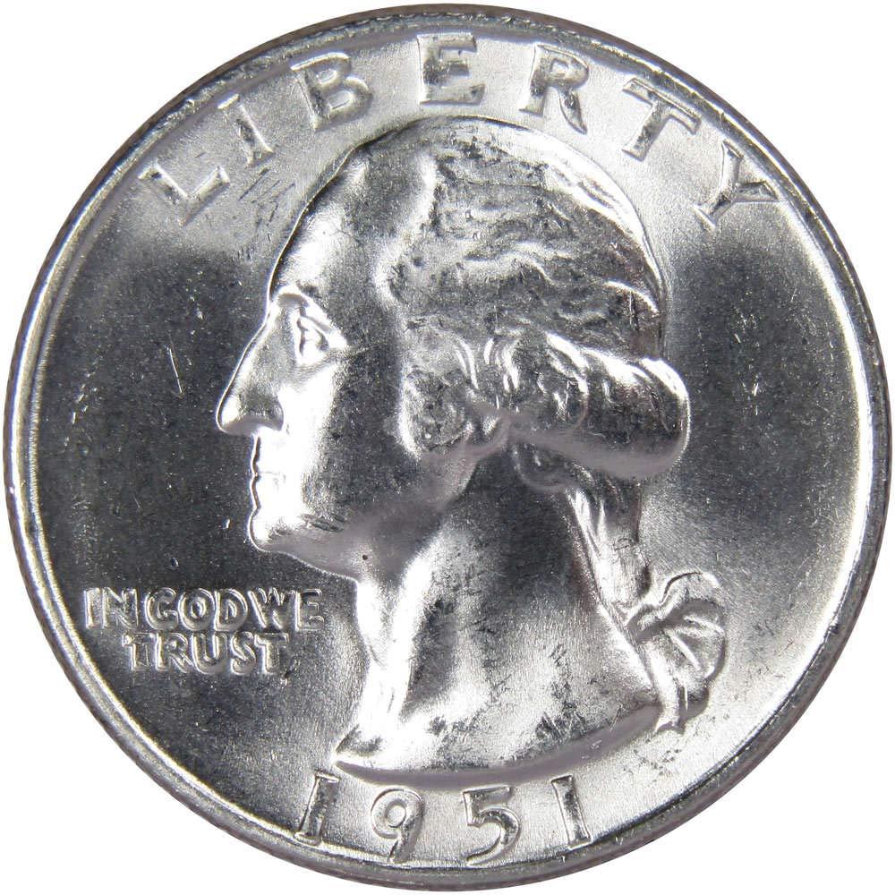 1961 Washington Silver Quarter ~ GEM PROOF Uncirculated ~ US Coin