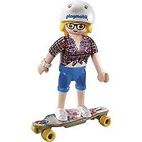 Playmobil Playmofriends- Adolescente con Patineta Muñecos y Figuras