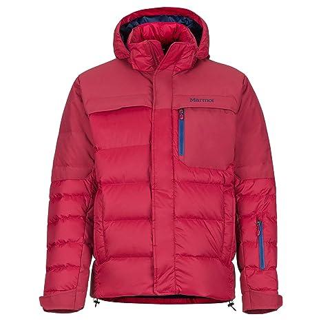 Marmot Hombre Chaqueta 71800 Rojo Sienna Red/Brick M