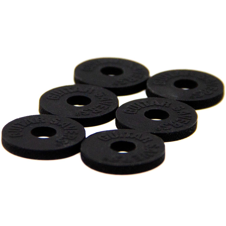 Guitar Savers Premium Strap Locks 3 Pair Black Amazon Ibanez Wiring Diagram Jtk 1 Yu Thch