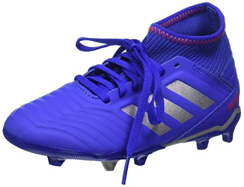 Adidas Jungen Predator 19 3 Fg Fussballschuhe Blau Bold