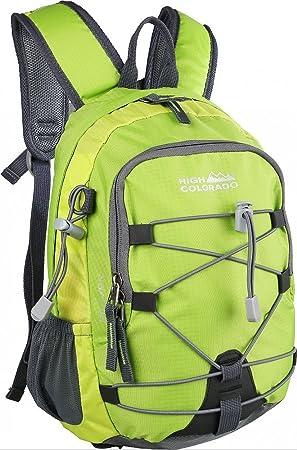 High Colorado Beaver 15 L Sac à dos pour enfant Vert 15  Amazon.fr ... 93b9a76c614
