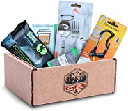 The Camp Life Outdoor Essentials Monthly Subscription Box
