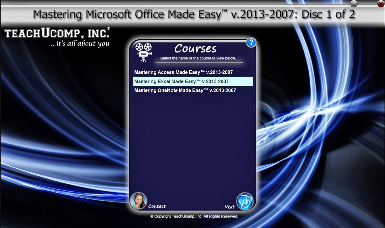 Amazon mastering microsoft office 2013 training 42 hours of amazon mastering microsoft office 2013 training 42 hours of video tutorials for access excel onenote outlook powerpoint publisher and word 2013 baditri Choice Image