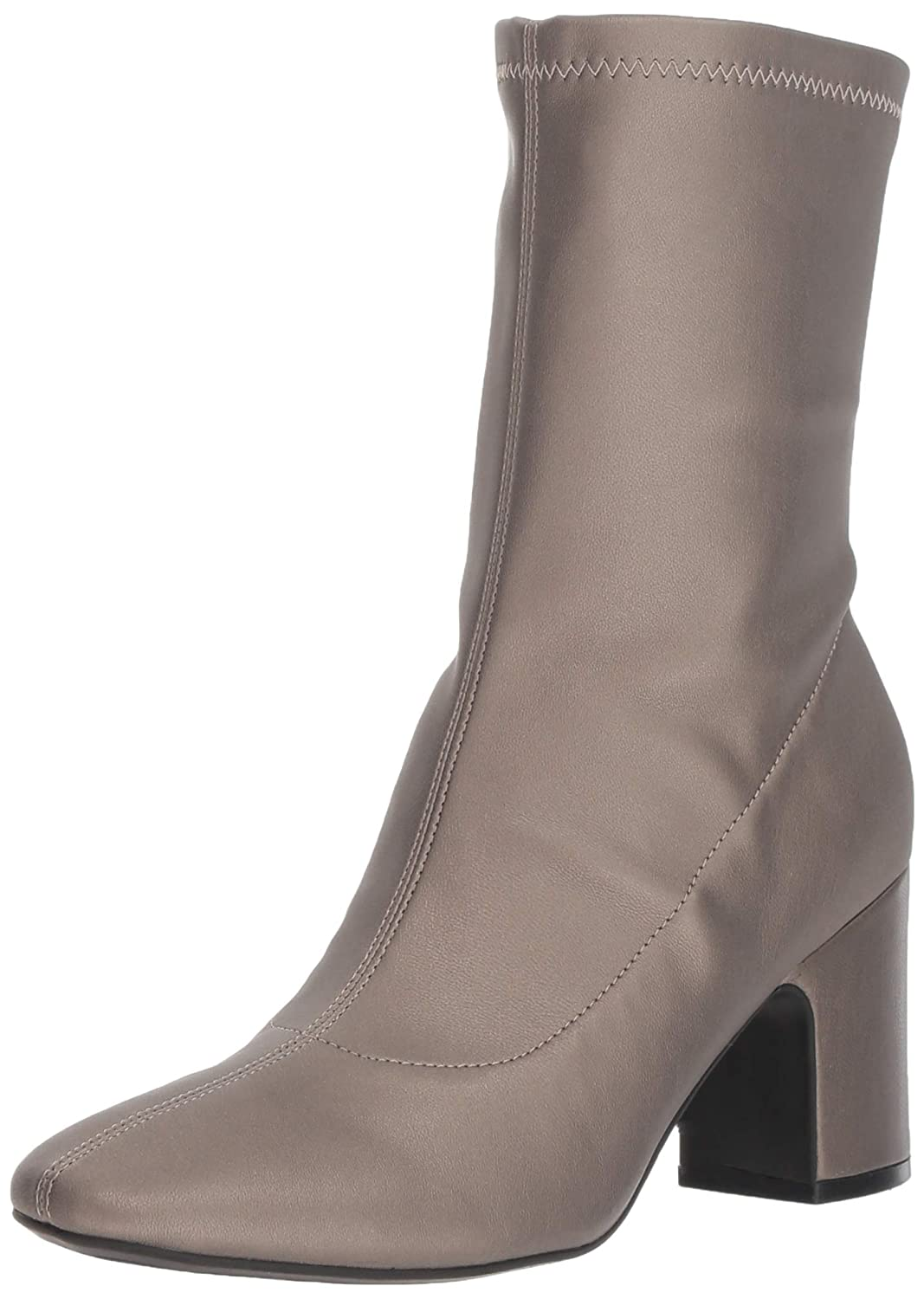 Pewter Aerosoles Womens Tall Grass Mid Calf Boot