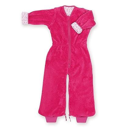 Bemini by Baby Boum Jersey saco de dormir, muy suave rosa rosa