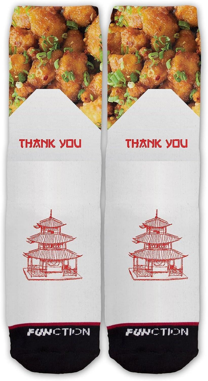 Function - Chinese Food Orange Chicken Fashion Socks